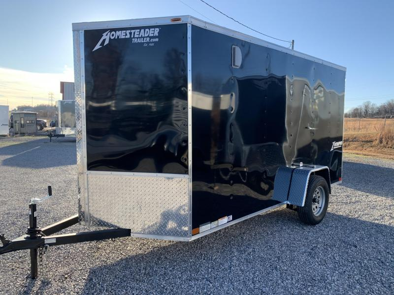 2020 Homesteader 612 IS Enclosed Cargo Trailer