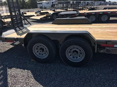 2021 Diamond C EQT 207 22x82 Equipment Trailer
