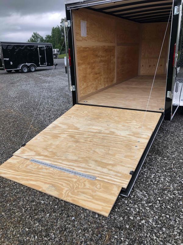 2021 Homesteader 716 IT Enclosed Cargo Trailer