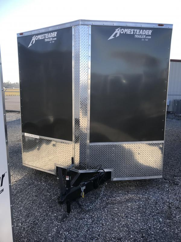 2021 Homesteader Trailers 824 IT Enclosed Cargo Trailer