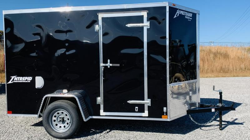 2021 Homesteader Trailers 610 IS Enclosed Cargo Trailer