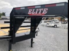 2021 Elite Trailers 27+5 Equipment Trailer