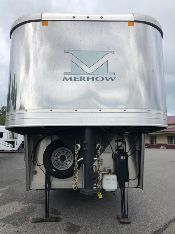 2017 Merhow 8315 Horse Trailer
