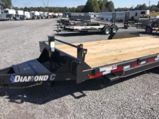 2021 Diamond C EQT 207 20x82 Equipment Trailer
