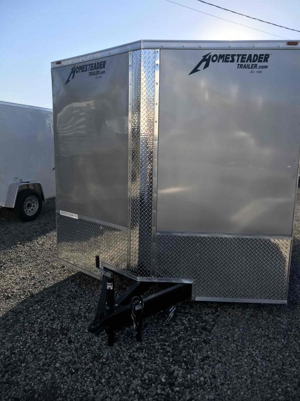 2021 Homesteader Trailers 716 IT Enclosed Cargo Trailer