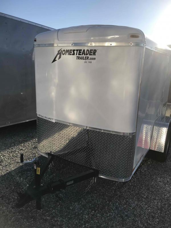 2021 Homesteader Trailers 716 CT Enclosed Cargo Trailer