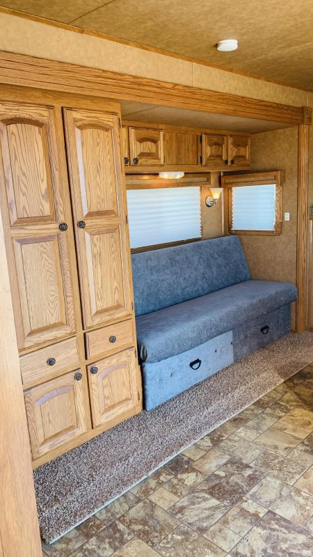 2011 Hoosier Horse Trailers 8315 SLIDE Horse Trailer