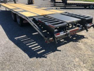 2020 Elite 27+5 GN Deckover Equipment Trailer