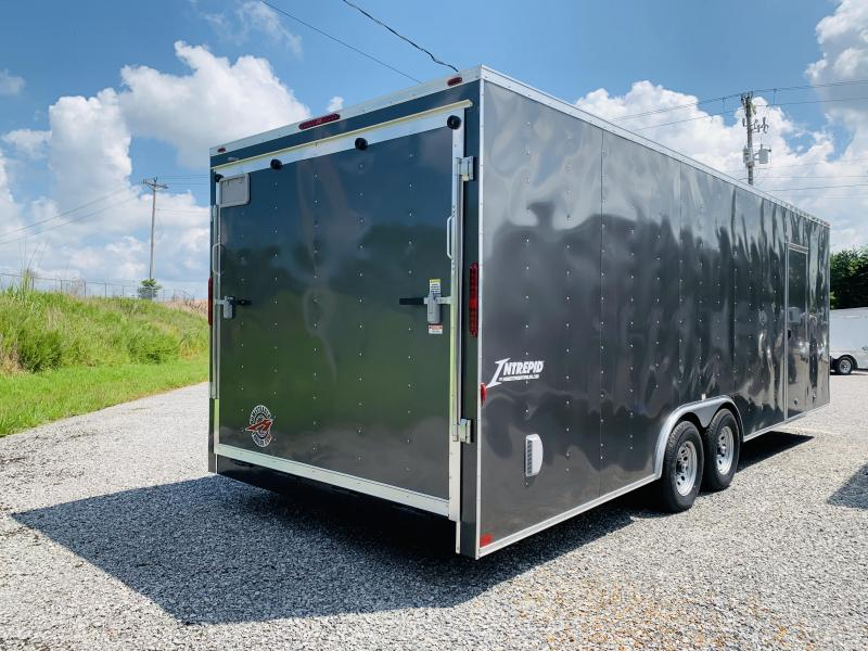 2021 Homesteader 824 IT Enclosed Cargo Trailer