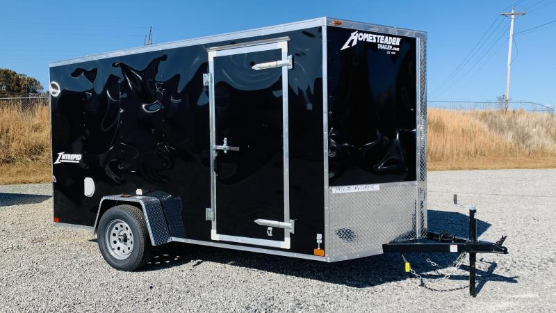 2021 Homesteader Trailers 612 IS Enclosed Cargo Trailer
