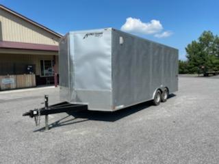 2020 Homesteader Trailers 820 IT Enclosed Cargo Trailer