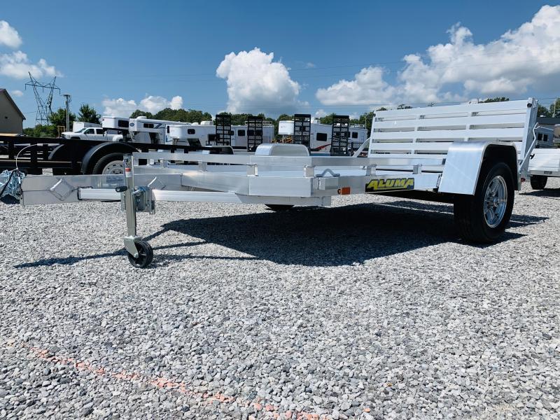 2021 Aluma 7710H-S-BT Utility Trailer