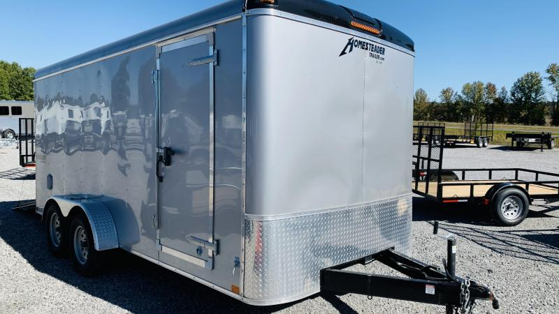 2020 Homesteader Trailers 20 HS 716 CT RAMP Enclosed Cargo Trailer