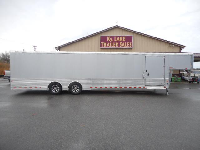 2018 Sundowner  32' GN Enclosed Cargo Trailer