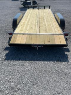 2021 Piggy Backer Trailers 82 x 18 Car / Racing Trailer