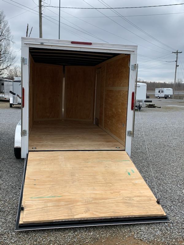 2020 Homesteader 714 IT Enclosed Cargo Trailer