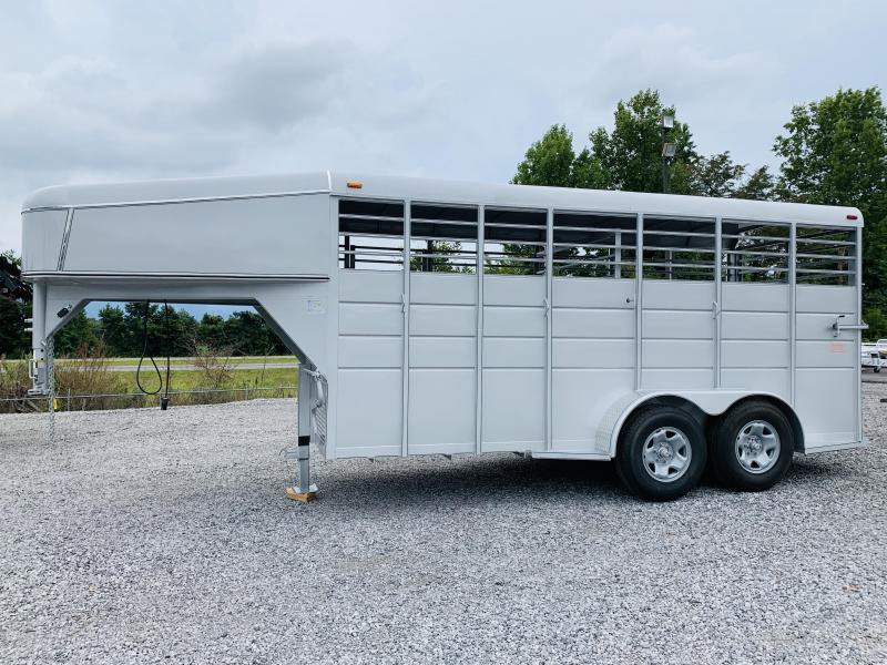 2021 Calico Trailers GN STOCK Livestock Trailer