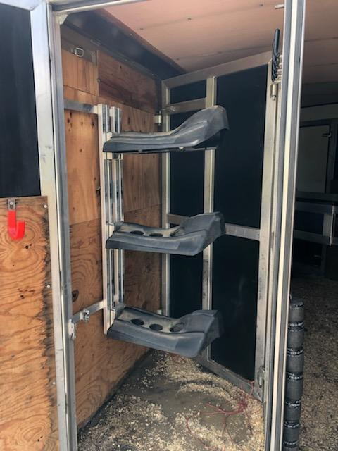 2014 Shadow Trailers Select 3 Horse Trailer