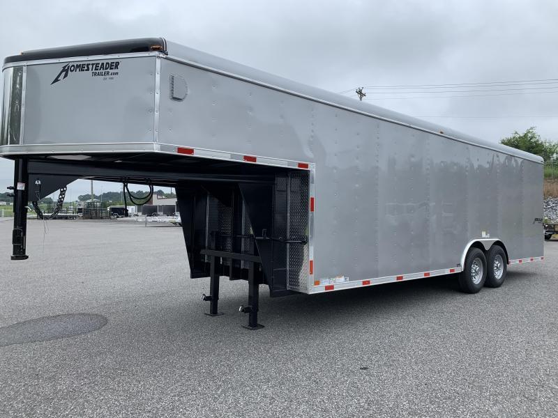 2021 Homesteader Trailers G32H2 Enclosed Cargo Trailer