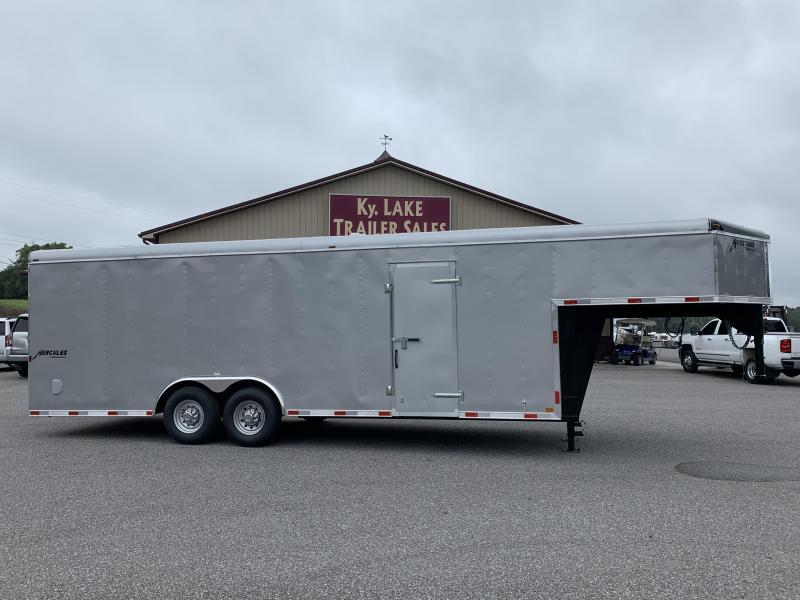 2021 Homesteader Trailers G32H2 Enclosed Cargo Trailer