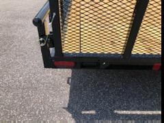 2020 Diamond C Trailers GTU235 16x83 Utility Trailer