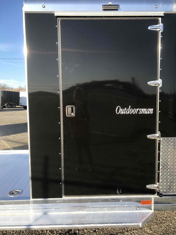 2021 Sundowner Outdoorsman Car / Racing Trailer