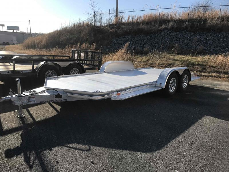 2021 Sundowner Trailers 19' BP Car / Racing Trailer