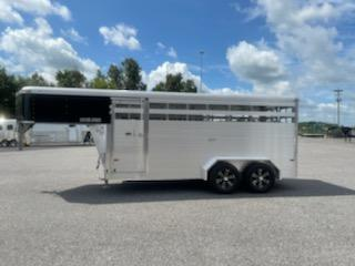 2022 Sundowner Trailers Rancher 16 GN EXPRESS Livestock Trailer