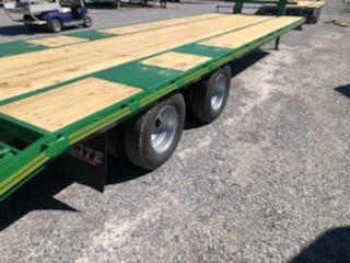 2020 Elite 25+5 GN Deckover Equipment Trailer