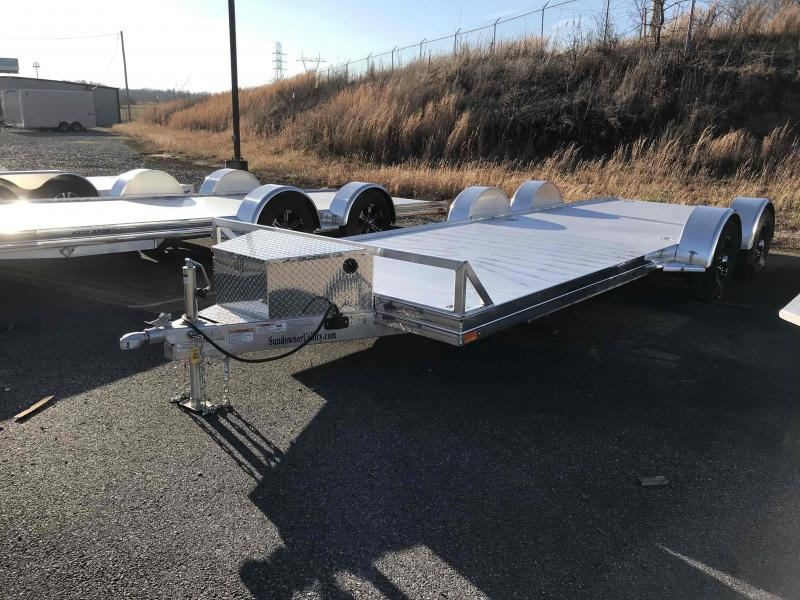 2021 Sundowner Trailers 4000 AP 20' Car / Racing Trailer