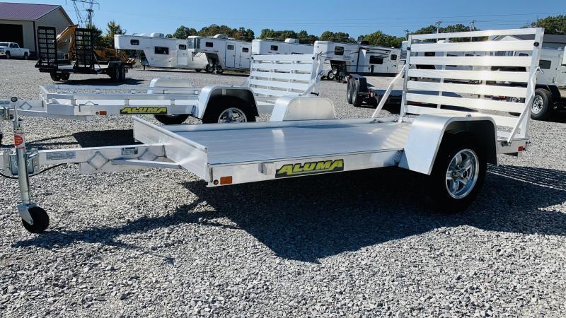 2020 Aluma 6310 S-TG Utility Trailer
