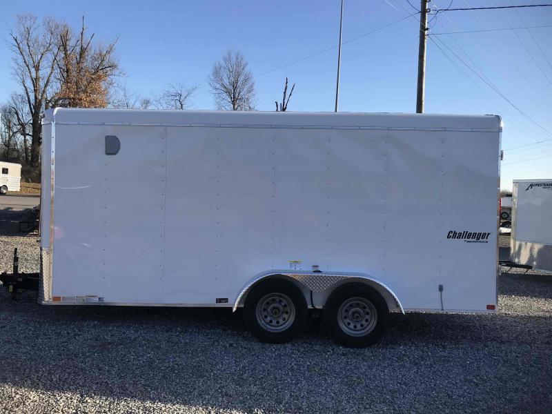 2021 Homesteader Trailers 816 IT Enclosed Cargo Trailer