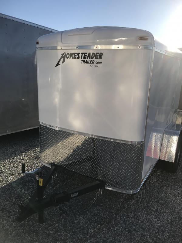 2021 Homesteader Trailers 508 CS Enclosed Cargo Trailer