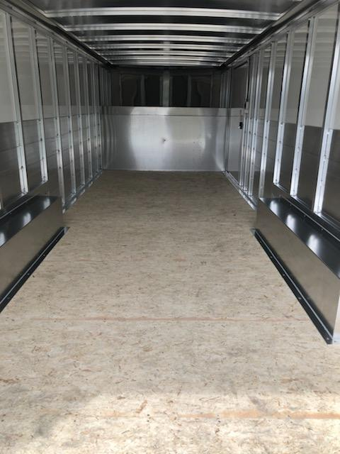2021 Sundowner GN Enclosed Cargo Trailer
