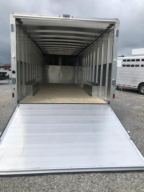 2021 Sundowner GN Enclosed Cargo Trailer