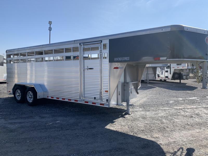 2020 Sundowner 20' GN Rancher Express  Livestock Trailer