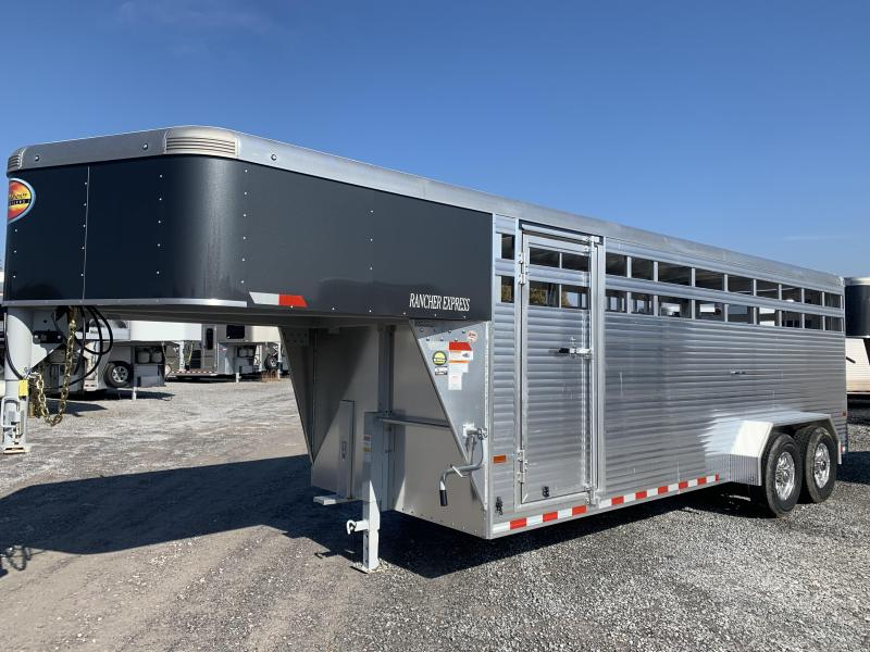 2020 Sundowner 20' GN Rancher Express  Livestock Trailer