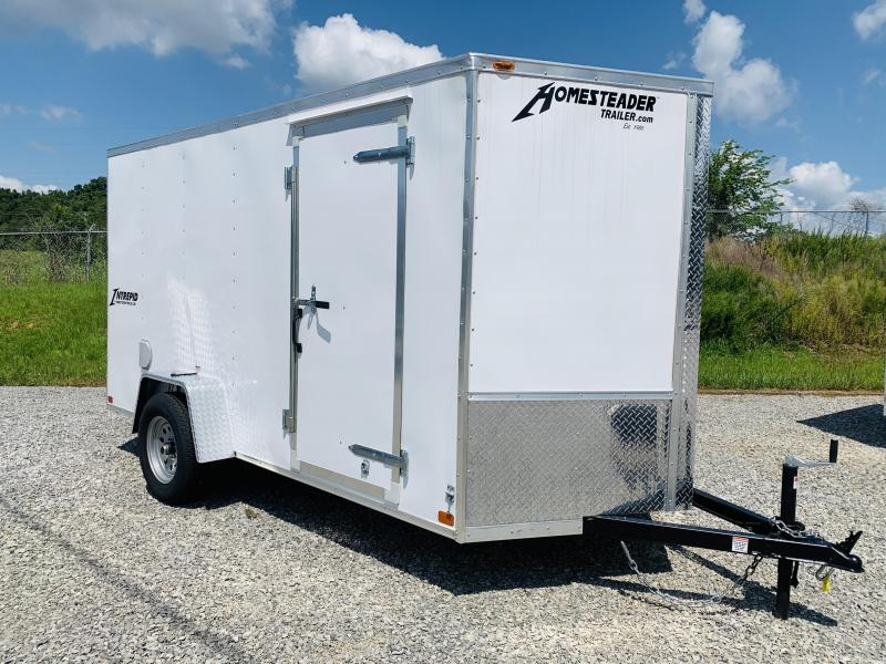 2021 Homesteader Trailers 21 HS 612 IT 6ft Enclosed Cargo Trailer