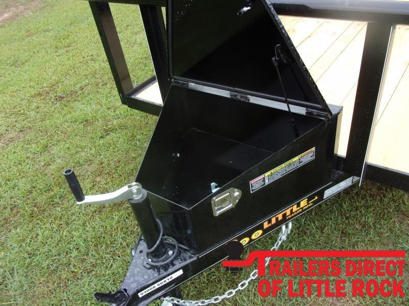 2021 Doolittle Trailer Mfg 660 Series Single Axle 3K Utility Trailer