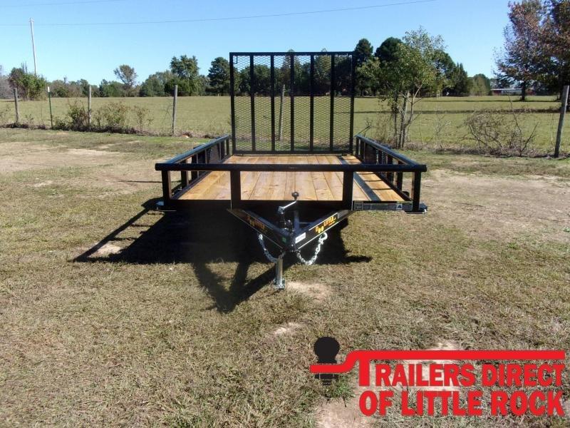 2021 Doolittle 77X12 Utility 5' GATE