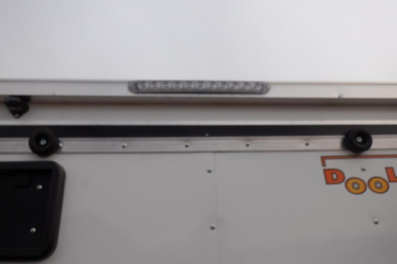 Doolittle RS cargo 6x12 Single Axle with ramp
