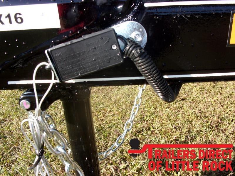 2021 Doolittle Trailer Mfg 77X16 SS Series Utility Trailer