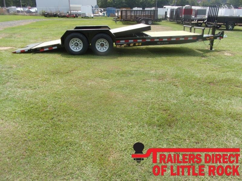 2021 Doolittle Trailer Mfg EZ Loader GT 14K Equipment Trailer
