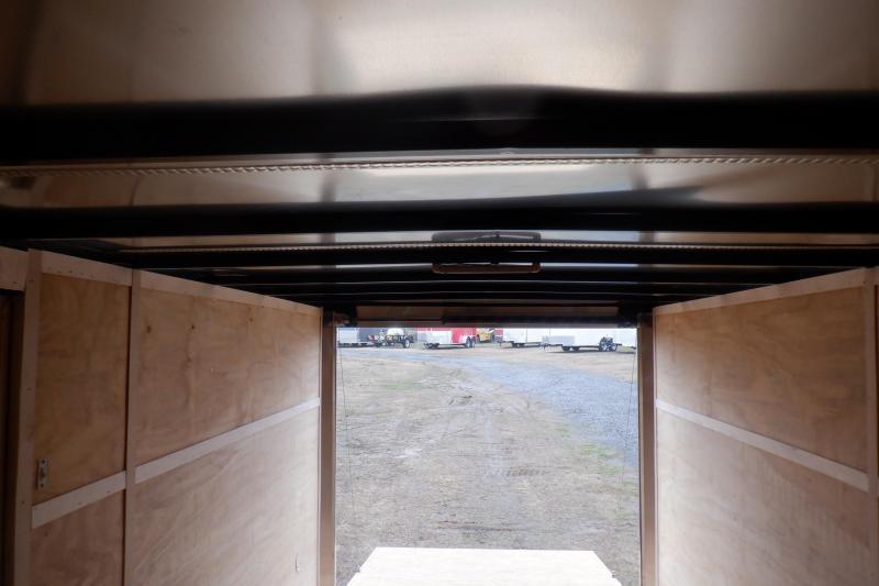 Doolittle Rally sport cargo 7x14 7K GVWR Ramp