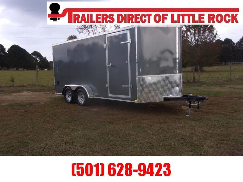 Doolittle 7X16  7K GVWR Cargo barn door