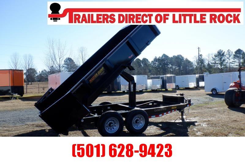 Doolittle  Masterdump 82 x 14  14K GVWR Dump scissor hoist