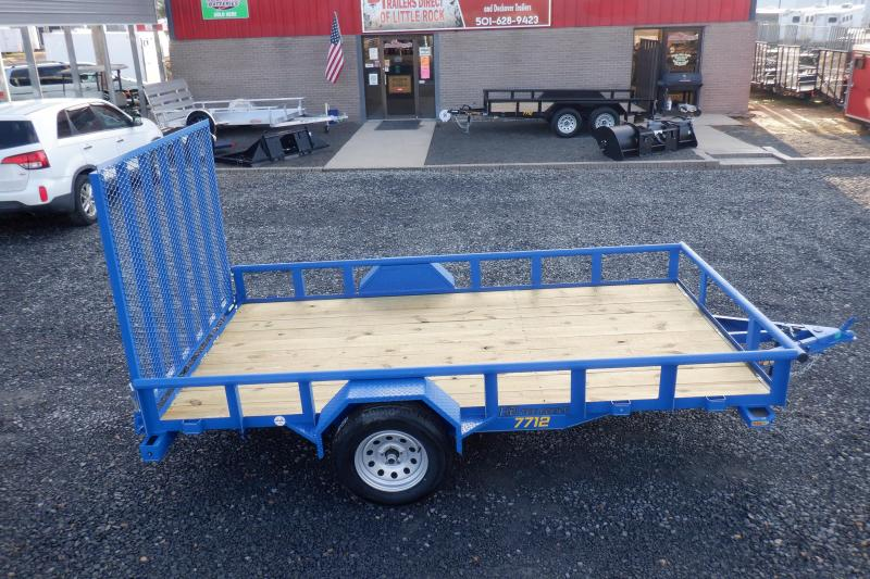 Doolittle 77x12  utility 5' Ez-Lift Gate