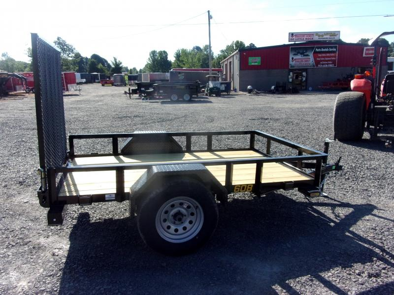 Doolittle  Rally Sport 60x8 Utility Trailer