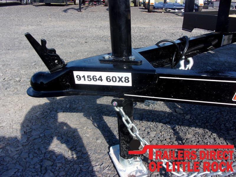 2020 Doolittle Trailer Mfg Rally Sport 600 Series 3K Single Axle Utility Trailer