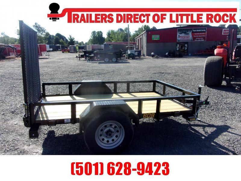 Doolittle  Rally Sport 60x8 Utility Trailer